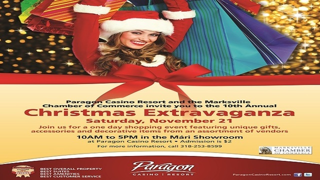 Paragon Casino Resort To Host BBQ Throwdown Car Show And Christmas - Paragon casino car show 2018