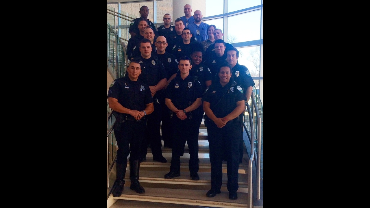 Apd Officers Complete Cit Certification Course