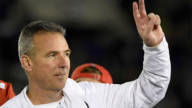 Urban Meyer to visit Robinson Museum as part of 'Legacy Keepers' series