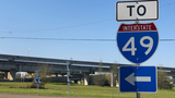 I-49 speed limit raised in Alexandria corridor by DOTD